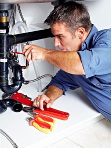 plumber-sink